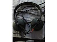 Sennheiser HD 25 SP DJ headphones