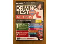 Driving test DVD (new edition), brand new, sealed