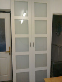 Ikea bergsbo wardrobe doors (for pax system)