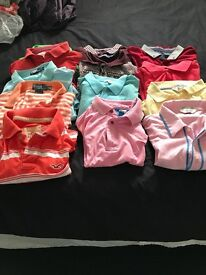 Men's polo shirts Medium size