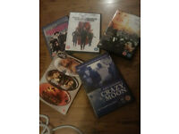 Lots of DVDs for £1 each (plus postage or for collection)