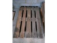 Free Wooden Palletes