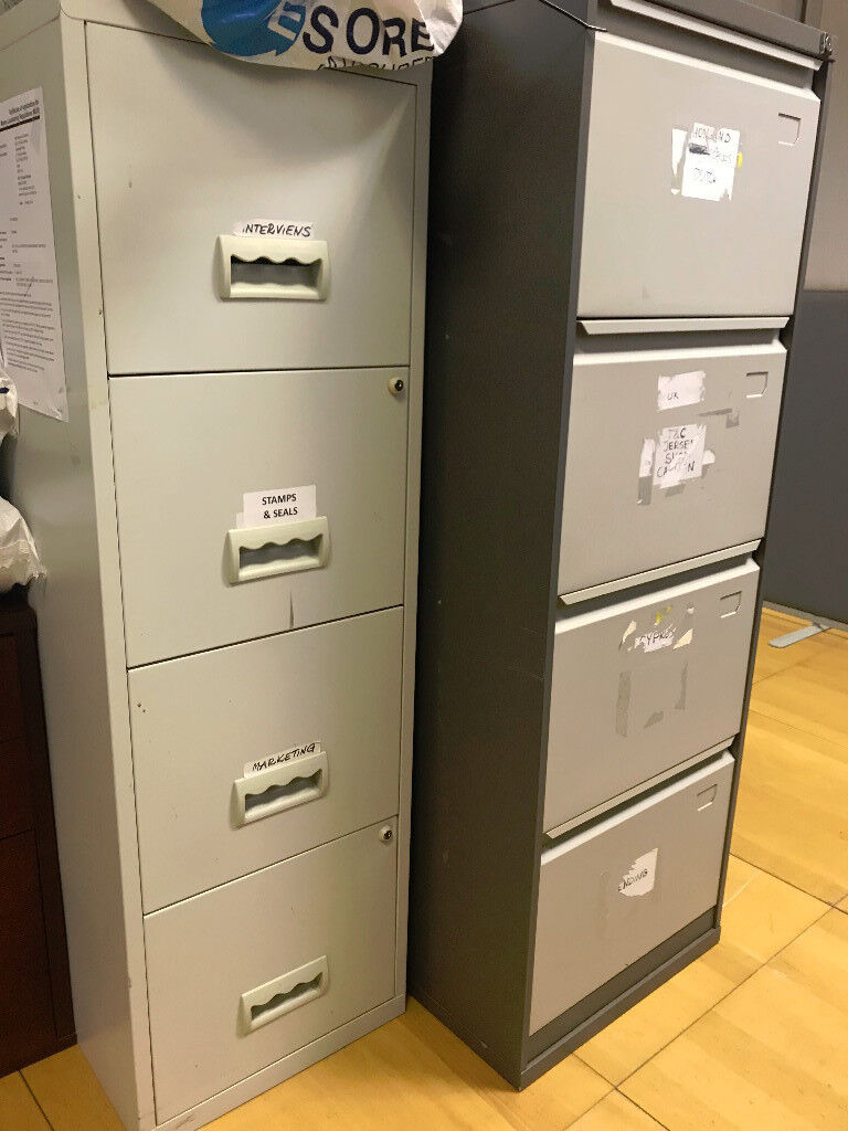 Filing Cabinets Free You Will Need To Collect In Islington London Gumtree