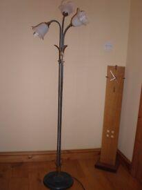 Standard lamp 1650 mm high