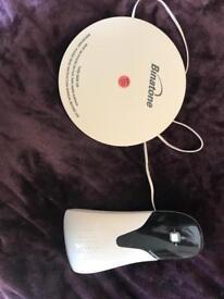 Baby monitor sensor pads