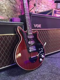 Brian May Super (Not Gibson, Fender, Musicman, PRS)