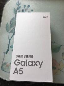 Galaxy A5 2017 unlocked .