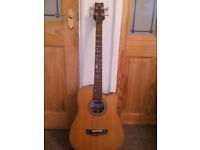 Stagg Electric Acoustic Bass