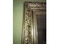 Large Huge Ornate Mirror 142cm x 205cm