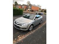 Vauxhall Astra twintop 2008 2.0l turbo Design £1800