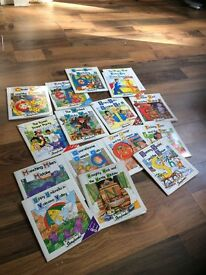 Letter land phonic books