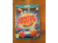 Game Party Wii U