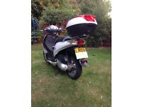Honda ps only 11000 miles