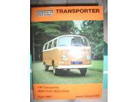 VW TRANSPORTER REPAIR MANUAL 233