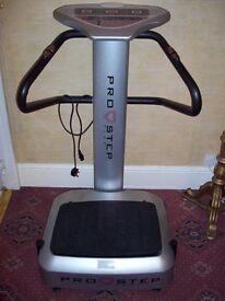pro step vibration plate.