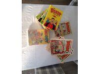 Dandy comics and annuals