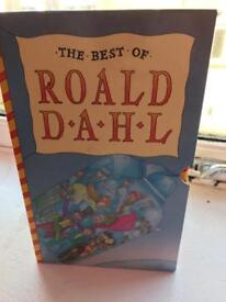 Roll Dahl Books