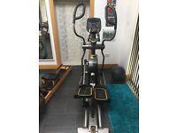Livestrong Motorized Elliptical Cross Trainer