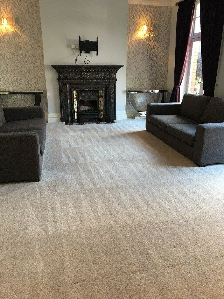 Professional Deep Carpet Rug Cleaning End Of Tenancy