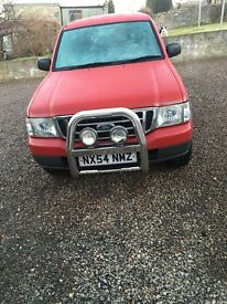 Ford ranger 4x4 97000 miles mot Jan 18