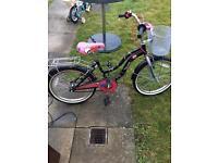 20inch Monster High Bike