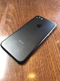I phone 7 256gb black