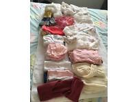 Baby girl /twin bundle