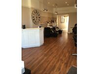 Beauty room for rent with nail bar. In a great location with free parking and clientele waiting.
