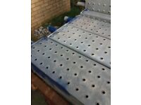 SCAFFOLD STAIR TREADS STEEL 3'