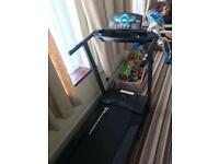V-Fit electric treadmill/running machine