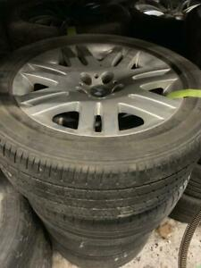 BMW 7 Series OEM 18 Wheels & Tires All Season