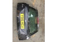 Ford focus MK1 black 5 door boot lid