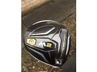 taylormade M2 rh 10.5 driver