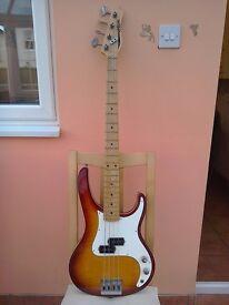 Washburn Force 8 Bass Guitar