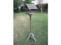 Bird Table with Freestanding Base
