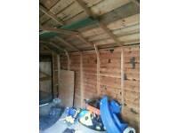 Shed/garage