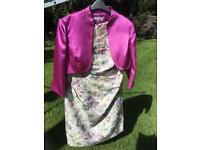 Special occasion dress and jacket 18/20