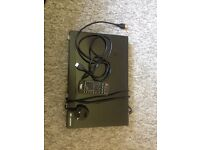 Bush HDMI DVD player with HD cable and remote