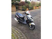 2011 DIRECT BIKE 125cc NEW 12 MONTHS MOT £650