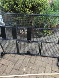 Range Rover sport dog guard