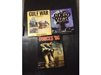 X3 War Books