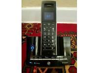 British Telecom BT Stratus 1500 Single Line Cordless Phone