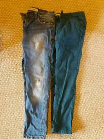 Boys jeans 9-10yrs