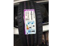 Brand new nexen n8000 215/45/R17 tyre