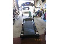 Reebok ZR9 Treadmill complete with oil and instructions.