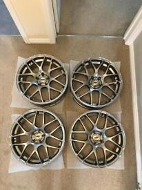 VMR ALLOY WHEELS