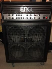 ENGL Savage 120 Amplifier & ENGL cabinet with vintage 30s