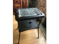 Selec Compact Electric Table BBQ Grill - High Power BBQ Grill