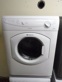 """""""Hotpoint"""" ... Vented(hose) tumble dryer..6Kg.. for sale...Can be delivered"""