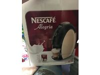 Nescafé Algeria coffee machine